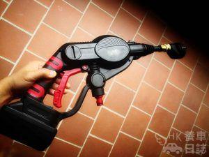 平價鋰電洗車水槍