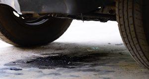 汽車漏油常見問題